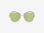 ST. BARTS | Light Gold/Lime