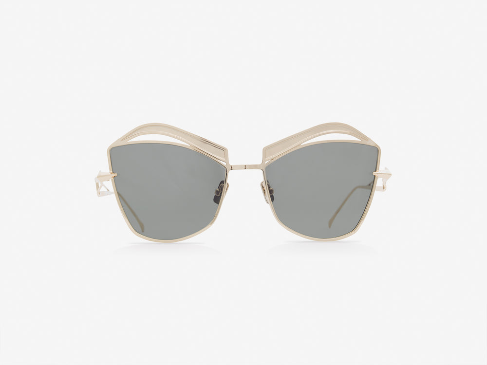 ST. BARTS | Light Gold/Dust