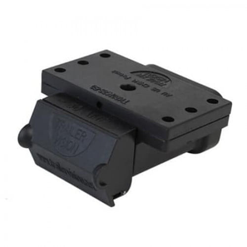 ECH0058 - BLACK COVER ASSEMBLY TO SUIT ANDERSON CONNECTOR H/D 50A