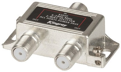 Kingray 2-Way Foxtel® Approved Splitter