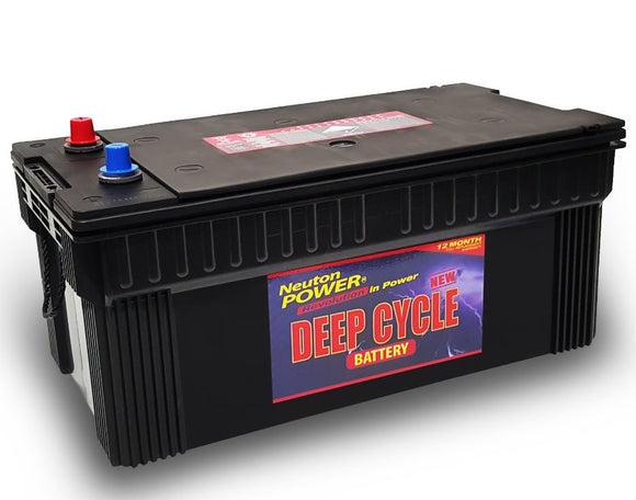 Neuton Power 12V DCN200 Deep Cycle Truck Battery