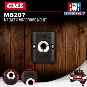 MB207HH - GME  Magnetic Microphone Mount