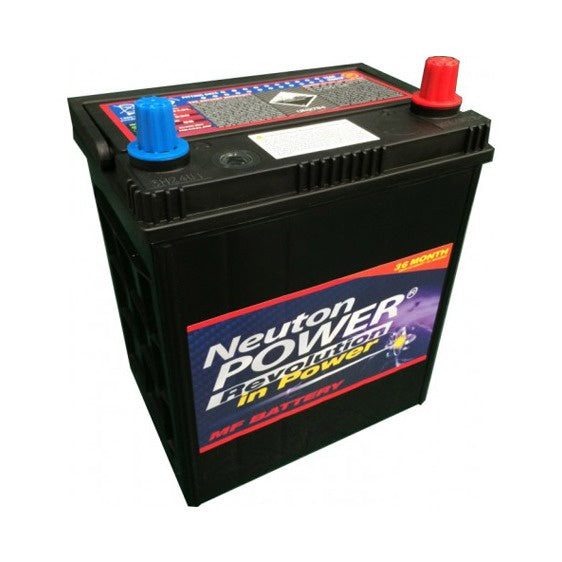 38B19L NS40 Neuton Power Car Battery