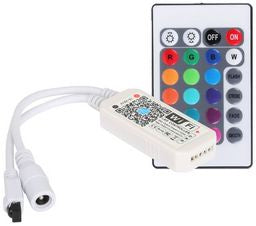 WIFI & IR LED STRIP CONTROLLER PACK