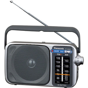 RF2400D Portable AM/FM Radio With New Tuner