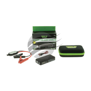 HULK LITHIUM-ION JUMP STARTER 10,400mAh W/LED DISPLY, CARRY