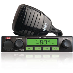 TX3500S 5 WATT COMPACT UHF CB RADIO WITH SCANSUITE™