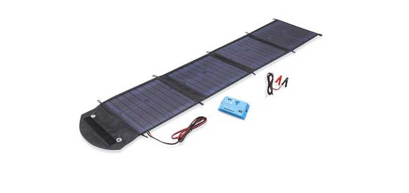 N1114 • 100W Fold Out Portable Blanket Solar Panel