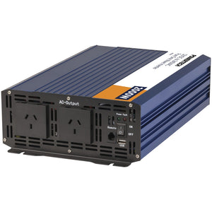 2000 Watt 12VDC to 230VAC Pure Sine Wave Inverter MI5740