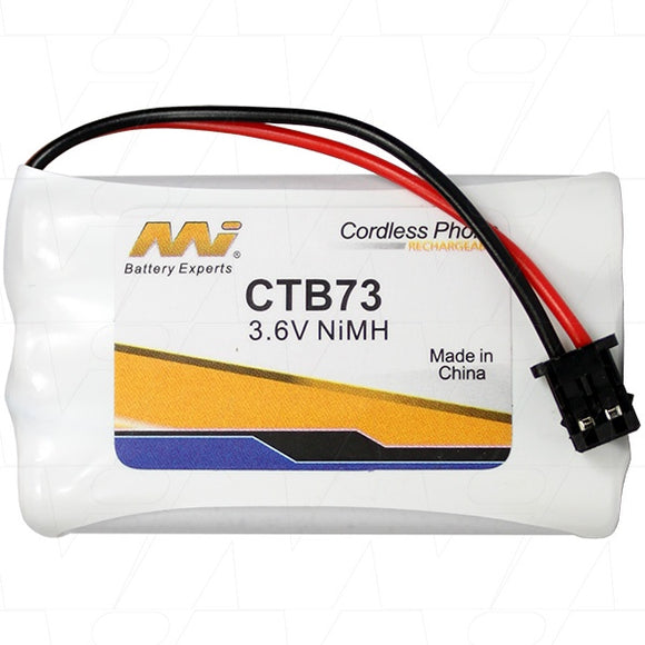 CTB73  Cordless Telephone Battery