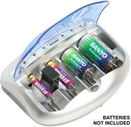 FAST UNIVERSAL BATTERY CHARGER