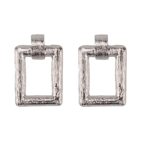 Amalia Silver Earrings