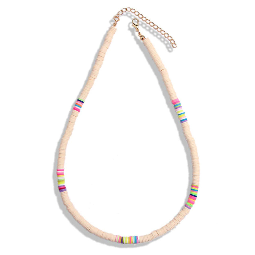 Astra Peach Necklace