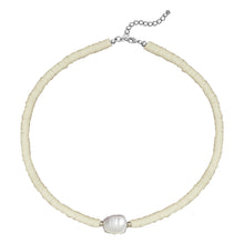 Load image into Gallery viewer, Aurelia Natural Freshwater Pearl Necklace
