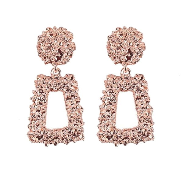 Coco Rose Gold Earrings