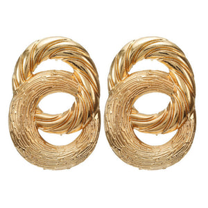 Elena Gold Earrings