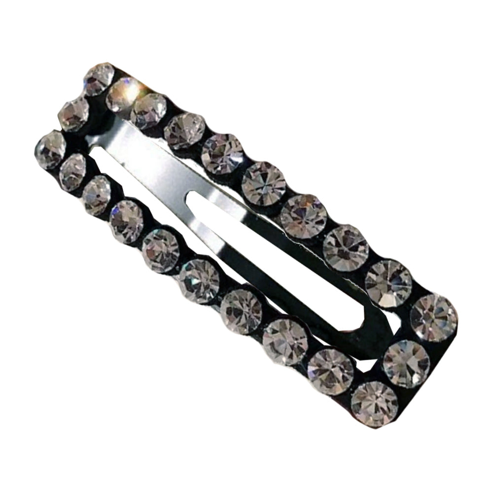 Glam Rhinestone Statement Hair Clip