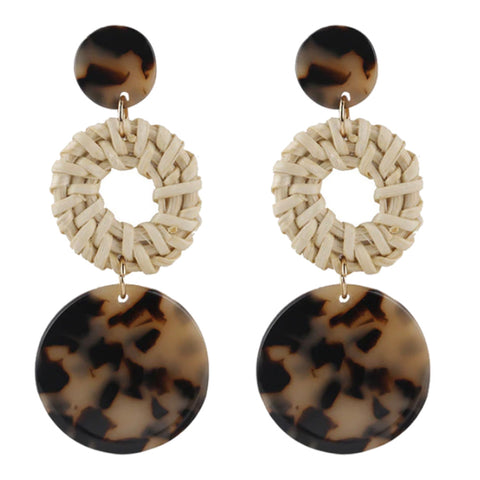 Juno Tort Earrings
