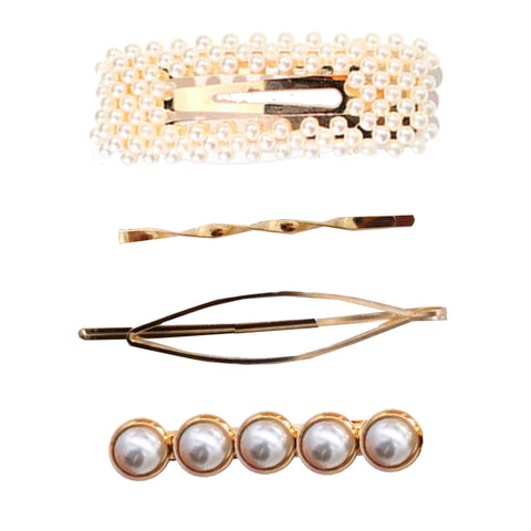 Lucia Hair Slide Set