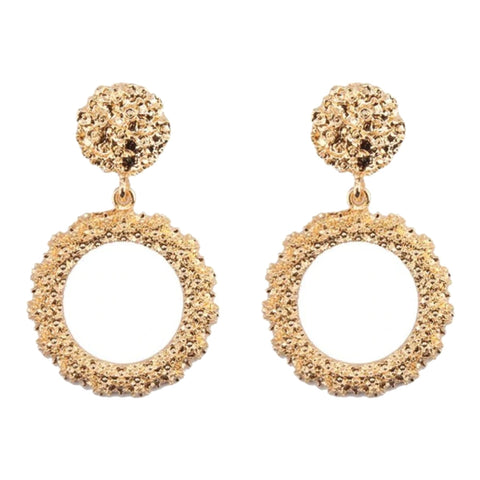 Maria Gold Earrings