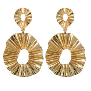 Miranda Gold Earrings