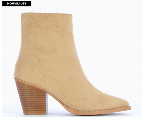 Bottines OR - Vanessa Wu