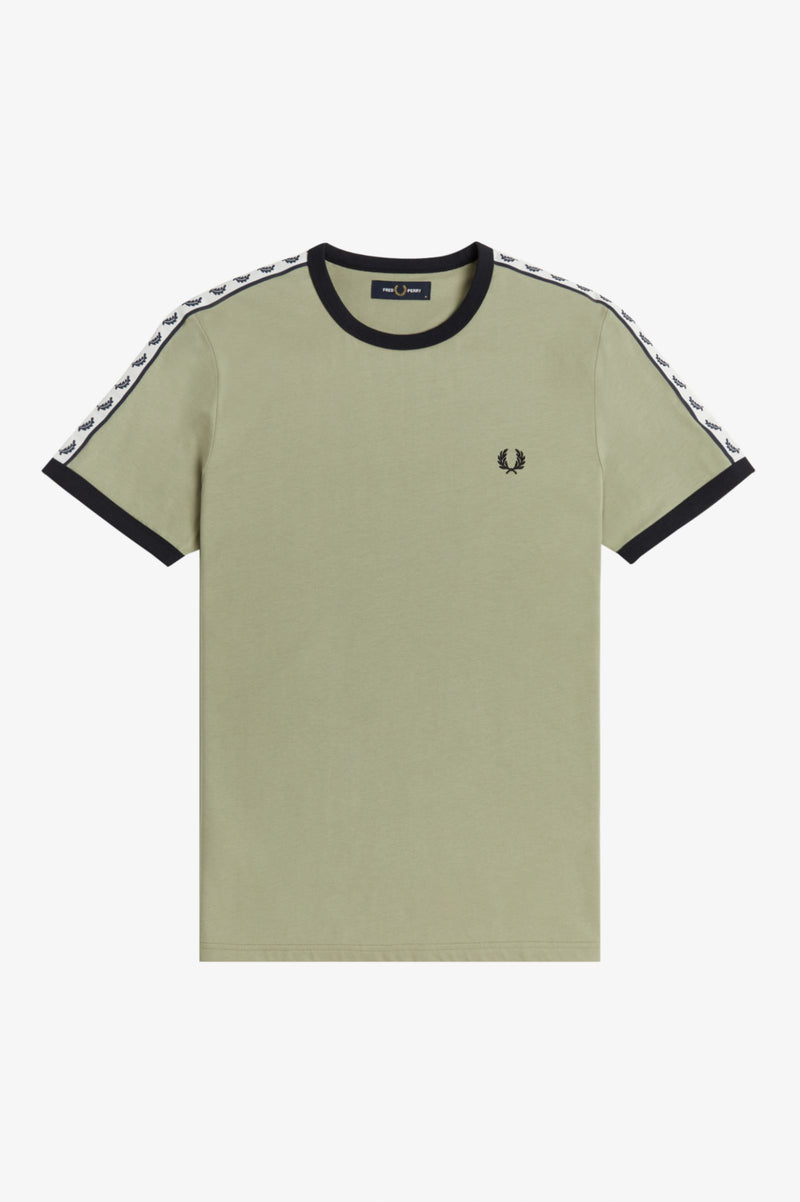 FRED PERRY-TEE SHIRT SEAGRAS