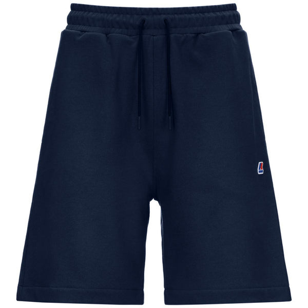 SHORT- ERIK BLEU FONCE - K-WAY