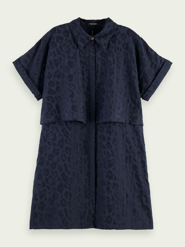 Robe chemise - Scotch & Soda