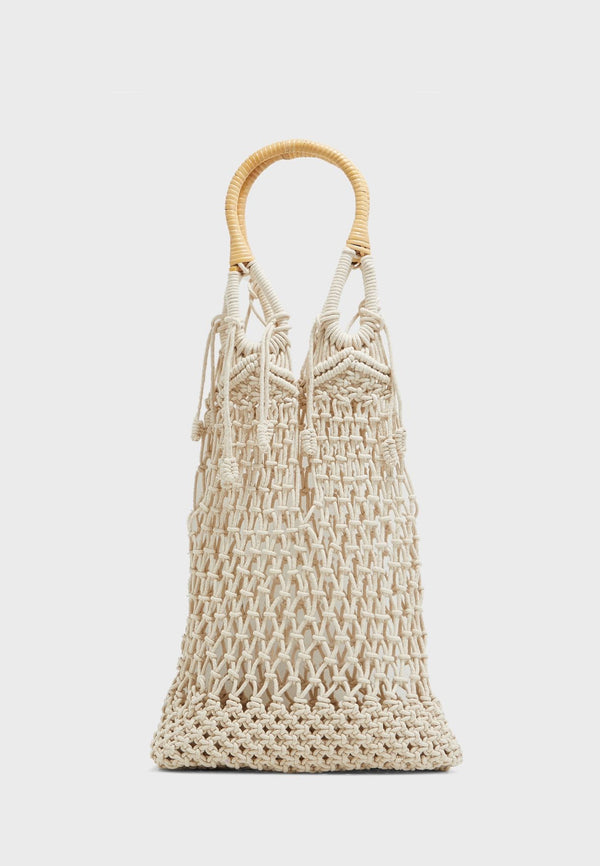 Sac Cherry Macrame - Pieces