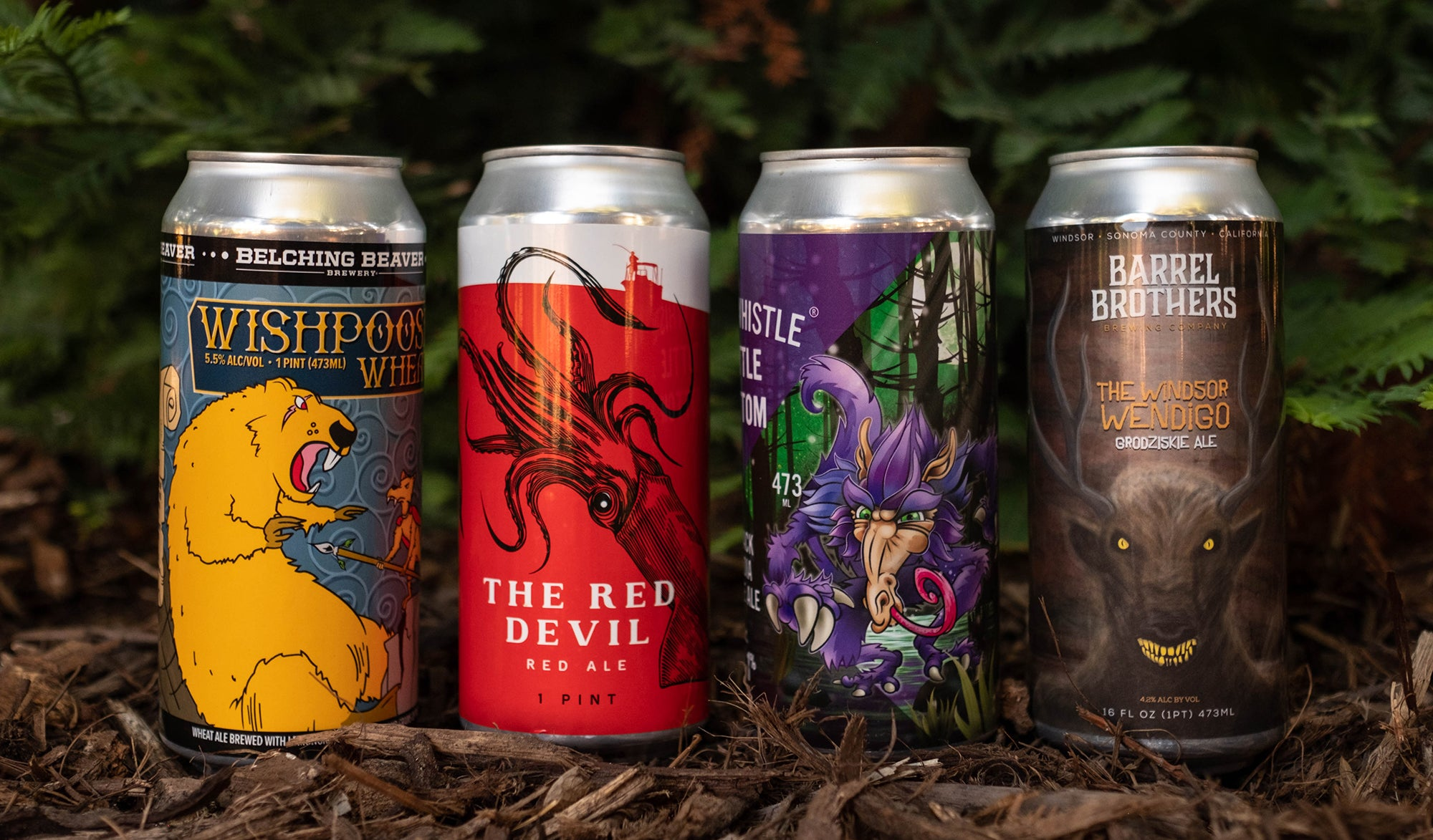 Release No 11 American Folklore Cans