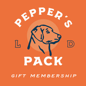 Pepper's Pack Gift Membership