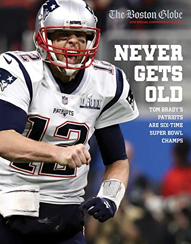 Never Gets Old: Tom Brady's Patriots Are Six-Time Super Bowl Champs