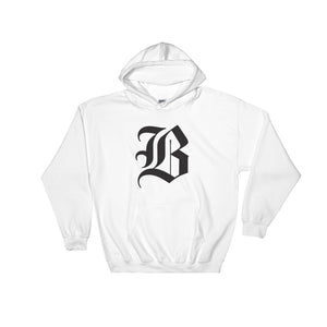 "The Boston Globe classic ""B"" sweatshirt (White)"