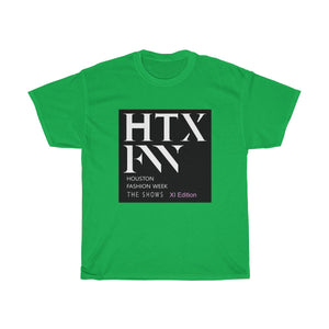 Houston Fashion Week XI Edition Unisex Heavy Cotton Tee