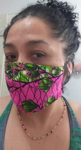 Ready to Wear Mask
