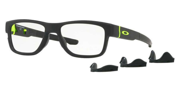 Oakley 8132 Cross Range Sw 04 Sat Black | Optical Express
