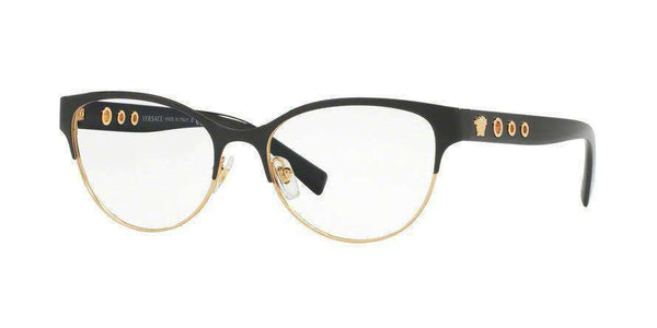Versace 1237 1342 Black/Gold