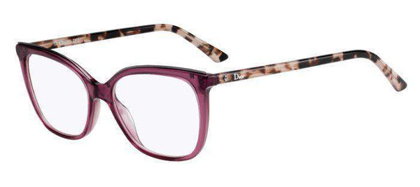 C Dior Montaigne 50 OUC Red Havana | Optical Express