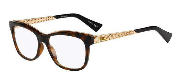 C Dior Dioramao1 EOG Havana gold | Optical Express