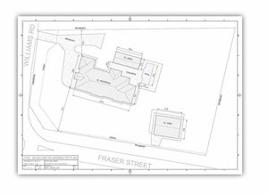 Basic Site Plan Package