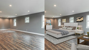 Virtual Staging Packages