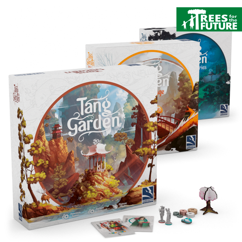Tang Garden Complete Collection (Last Copies)