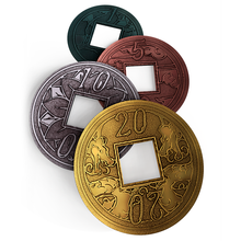 Load image into Gallery viewer, Tang Garden: Metal Coins