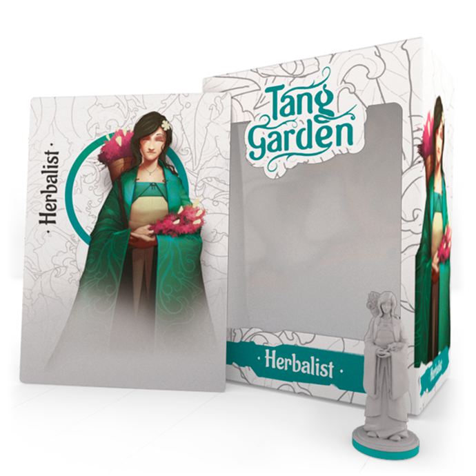 Tang Garden: The Herbalist