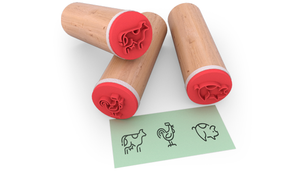 Rolling Ranch Stamps