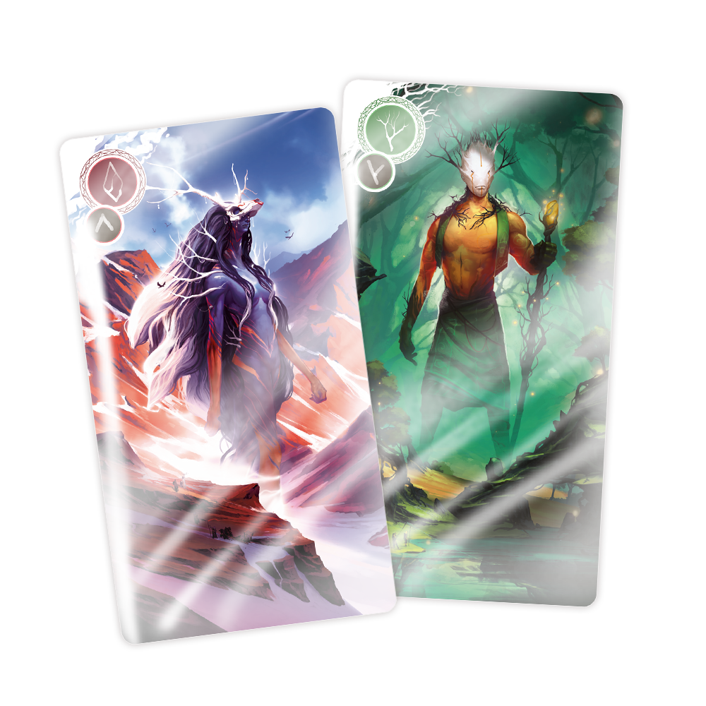 Iwari Card Sleeves