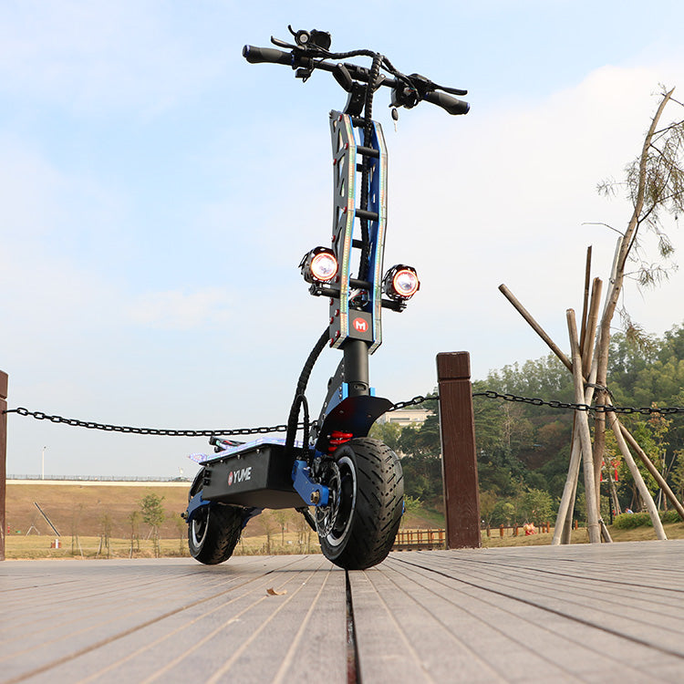 M11 PRO ELECTRIC  SCOOTER 59MPH 7000W