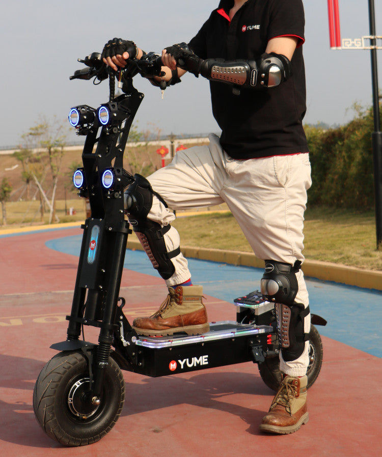 X7 13inch ELECTRIC SCOOTER 55MPH 8000W