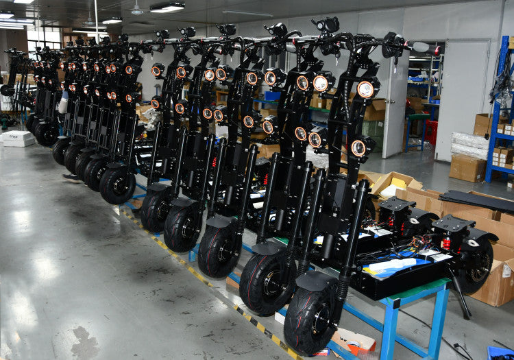 YUME ELECTRIC SCOOTERS